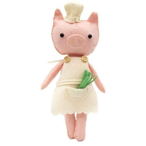 Wollfilz-Bastelset SUZE PIG