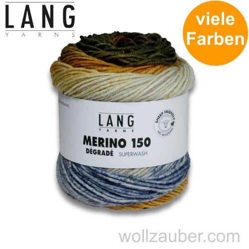Merino 150 Dégradé 50g von Lang Yarns
