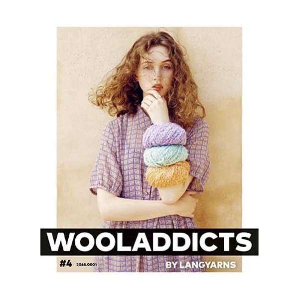 Strickanleitung Wooladdicts Nr. 4 #4 Lang Yarns wollzauber 2068.0001