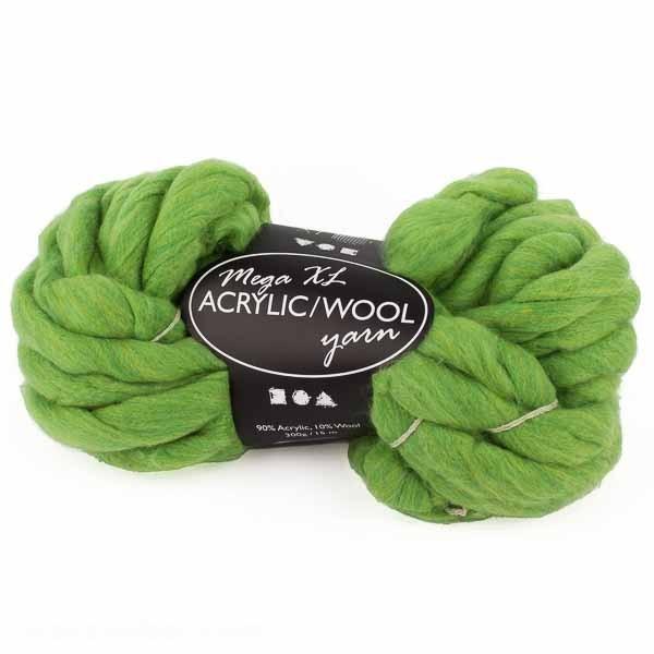 Mega XL Acrylic/Woll Yarn