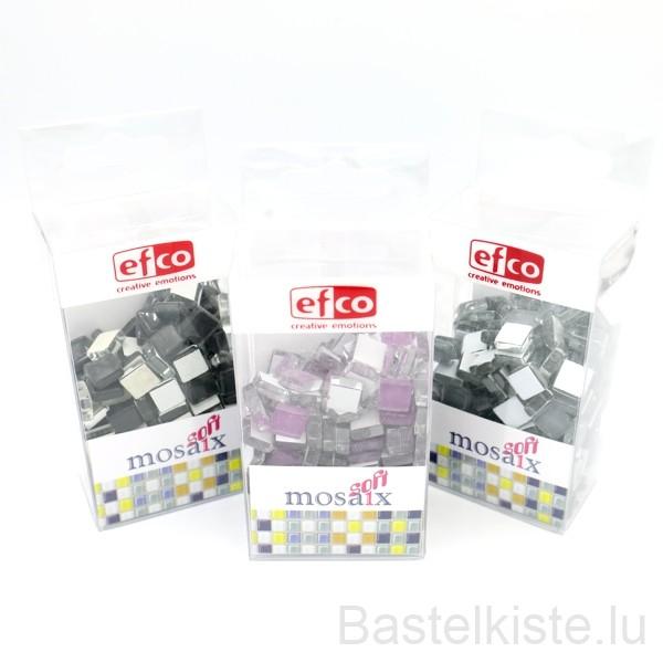 Mosaiksteine MosaixSoft-Glassteine 10 x 10 mm
