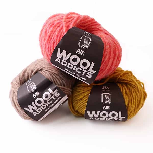 Lang Yarns Wool Addicts