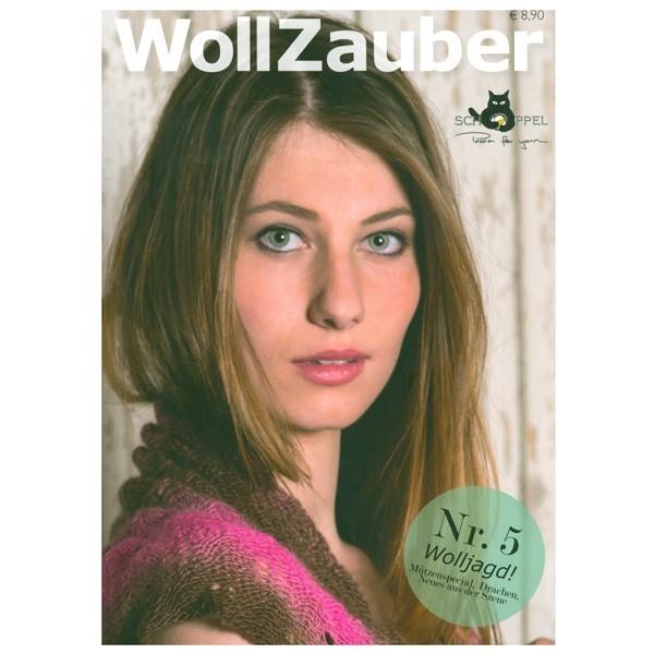 Schoppel Wollzauber Nr. 5 - Strickmodelle mit Anleitungen