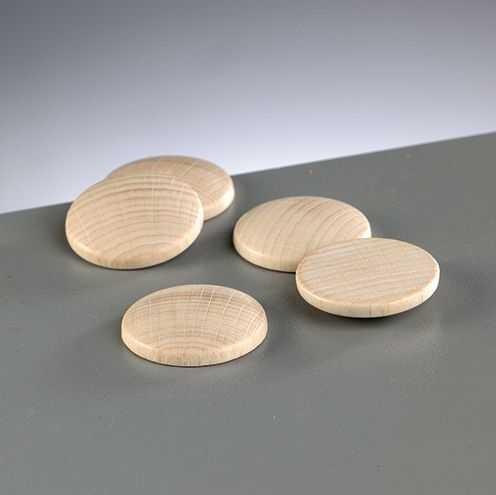 Holzplatinen in verschiedenen Größen