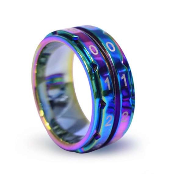Reihenzähler Ring KnitPro row counter ring wollzauber