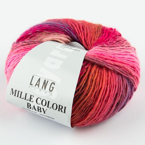 MILLE COLORI BABY von LANG YARNS