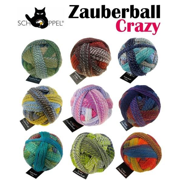 Schoppel Zauberball Crazy wollzauber.com, Zauberball®Crazy