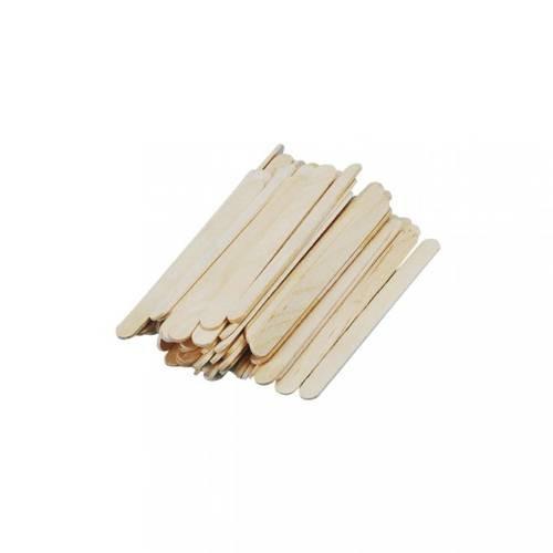 Holzstiele, Eisstiele, Bastelhölzer 55x6 mm natur, 300 Stk.