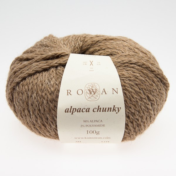 ROWAN Alpaca Chunky