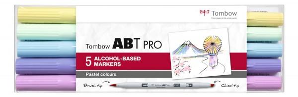 ABT PRO 5er Set Pastel Colors