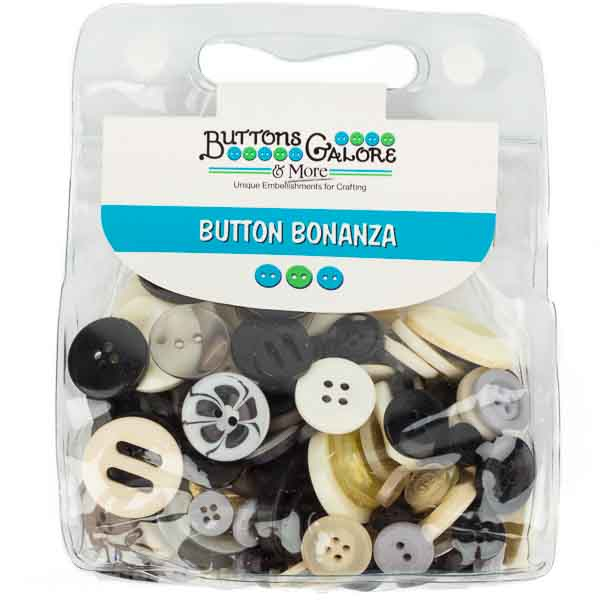 Button Bonanza Knöpfe