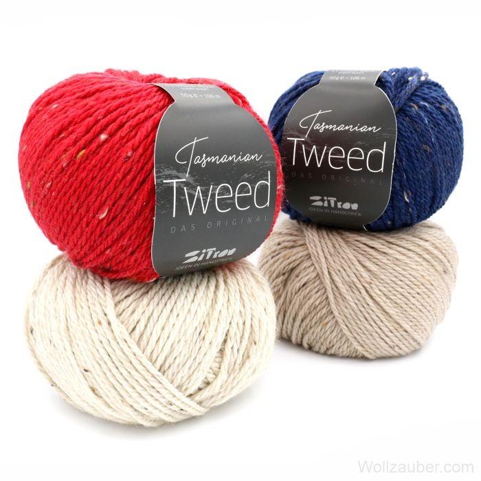 Tasmanian Tweed 50g von Atelier Zitron