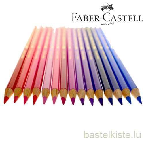 Polychromos Einzelstifte in 120 Farbtönen
