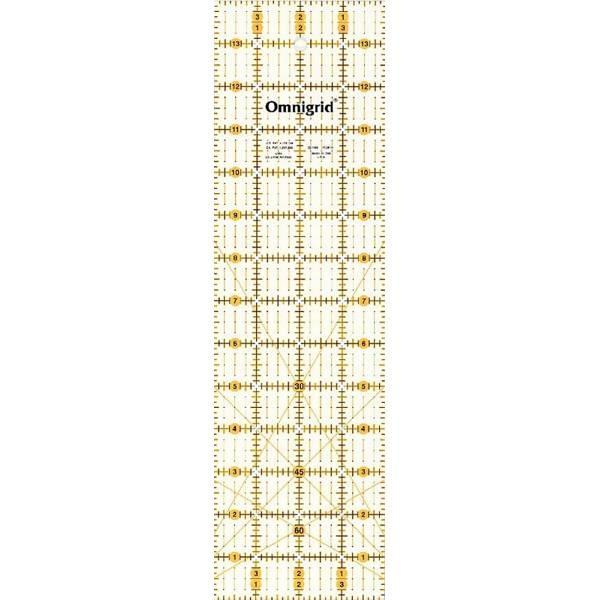 Universal-Lineal Raster 4x14 inch