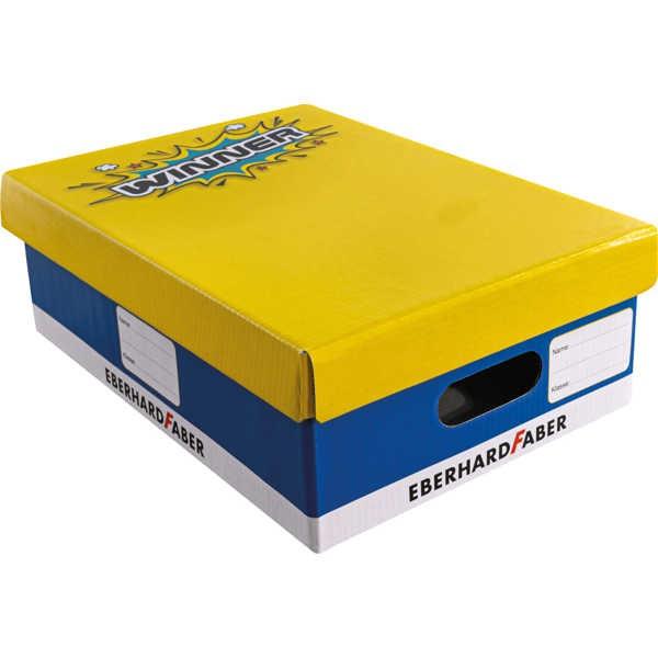 """Schulbox """"Winner"""", Ideale Aufbewahrungsbox"""