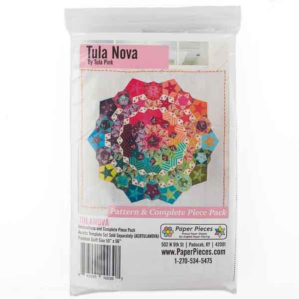 Tula Nova Pattern & Complete Piece Pack