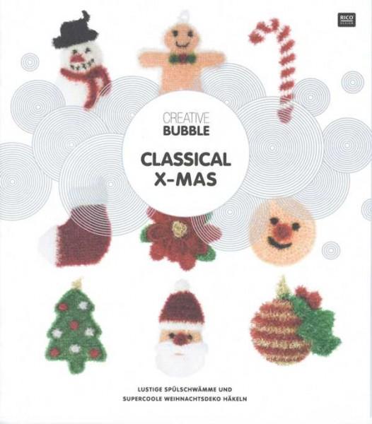 "RICO DESIGN Creative Bubble ""Classical x-mas"""