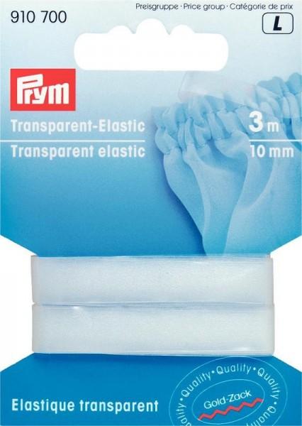 Transarent Elastic 10mm, 3m von PRYM 910700