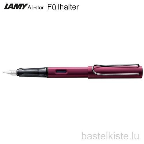 LAMY AL-star Füllhalter M