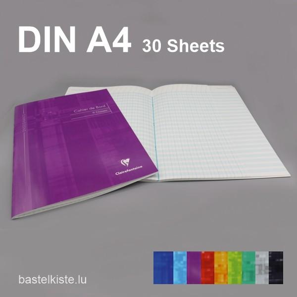 Klassenbuch für Lehrer 9 Klassen, in verschiedenen Farben