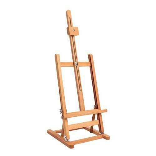 ART Tischstaffelei aus Holz Extra Large