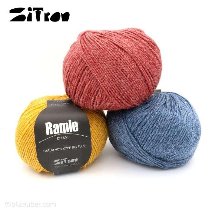 Atelier Zitron Ramie Deluxe 50g