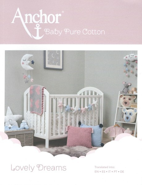 "Anchor Baby Pure Cotton ""Lovely Dreams"" wollzauber"