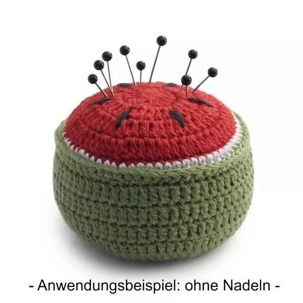 PRYM 610332 Nadelkissen / Fixiergewicht Love Melone