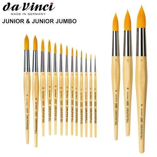Synthetics Serie 303 RUND, Junior & 300 Junior JUMBO