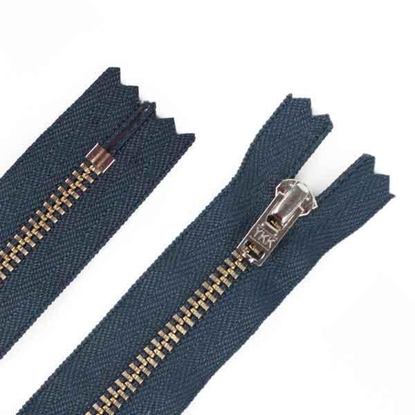 18cm Hosen Reißverschluss Metall YKK