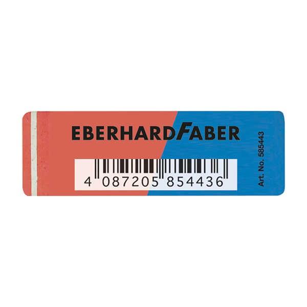 Radierer für Tinte, Bleistifte & Buntstifte - LATEX-FREE