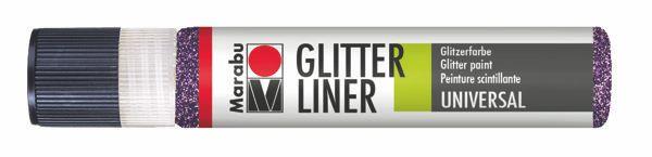 539 Glitter-Amethyst