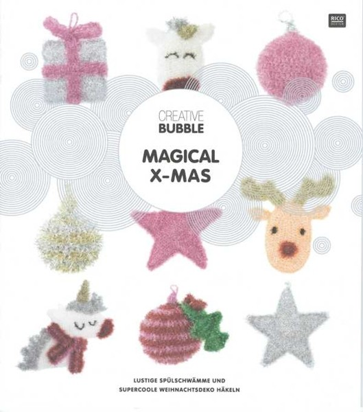 "RICO DESIGN Creative Bubble ""Magical x-mas"""