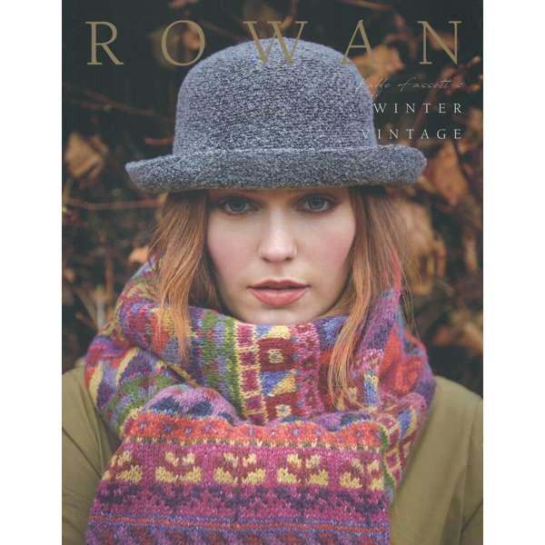 ROWAN WINTER VINTAGE by Kaffe Fassetts