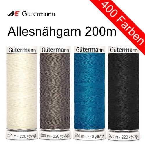 Allesnäher, Allesnähgarn 200m von Gütermann