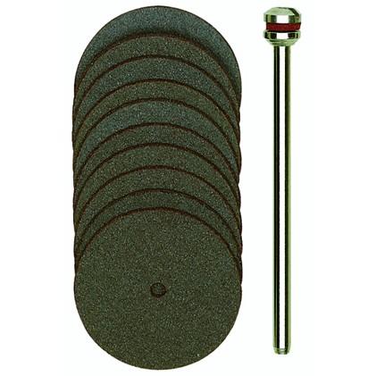 Trennscheiben-Satz 10-teilig Ø 22 x 0,7 mm