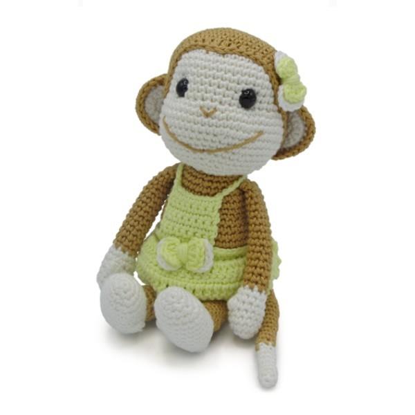 HäkelSet Nikki der Affe