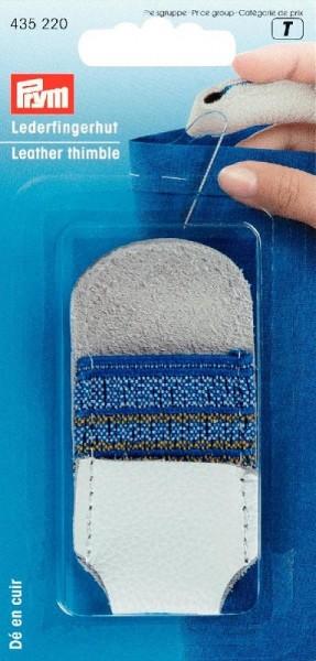 Fingerhut Leder von PRYM 435220