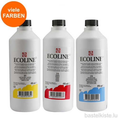 Talens Ecoline Flasche 490ml