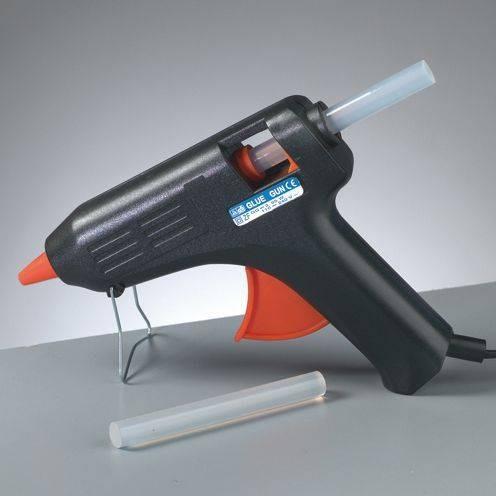 Heißklebepistole Hochtemperatur AC 230V/55W für Ø 11,2mm Schmelzkleber
