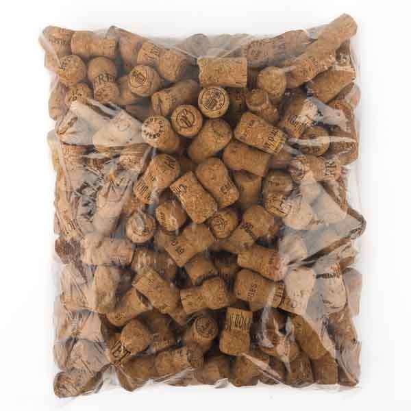gebrauchte Sektkorken ca.250 Stk.