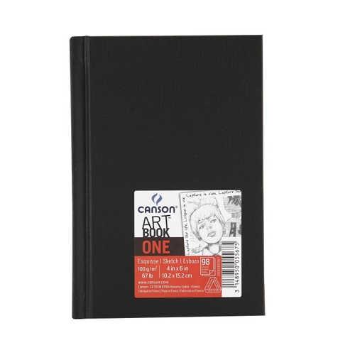 CANSON ART BOOK ONE 100g/m² 98 Seiten