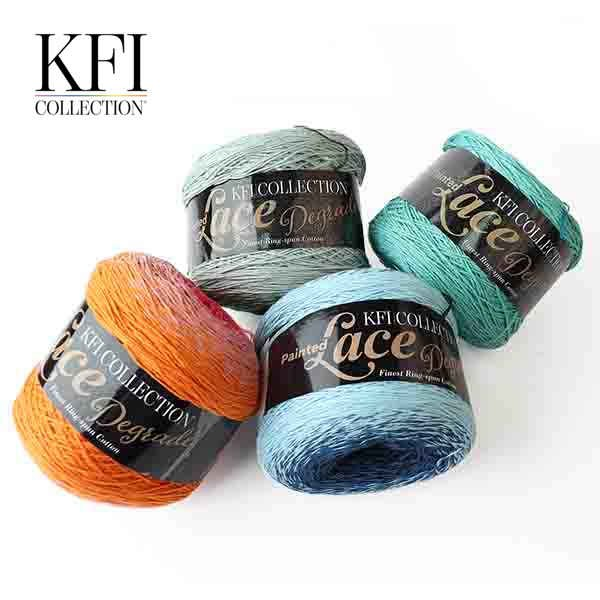 KFI Collection Painted Lace Degrade