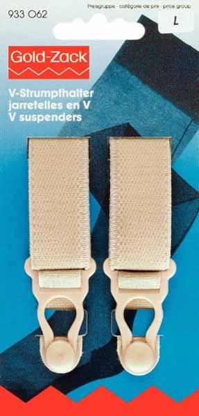 V-Strumpfhalter KST 20mm haut 2St
