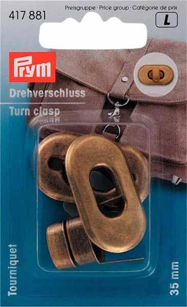 PRYM Drehverschluß PRYM 417881