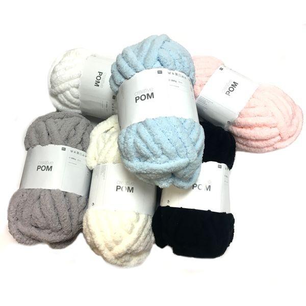 Creative POM 200g ✓ Top Preise ✓ Versandkostenfrei ab 20,- €  DE, LU ✓ Große Auswahl an Wolle ✓ Wolle von hoher Qualität ✓ Schnelle Lieferung ✓ Zufriedene Kunden ✓