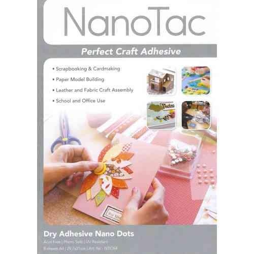 Nano Tac, Klebedots für Modellbau und Scrapbooking