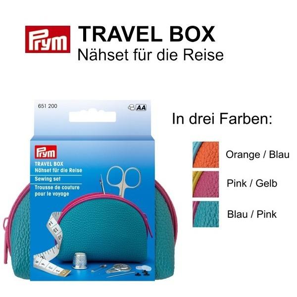 Travel Box Nähset für die Reise ✓ Versandkostenfrei ab 20,- € DE, LU ✓ PRYM ✓ Schnelle Lieferung ✓ Zufriedene Kunden