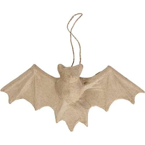 Fledermaus aus Pappmaché