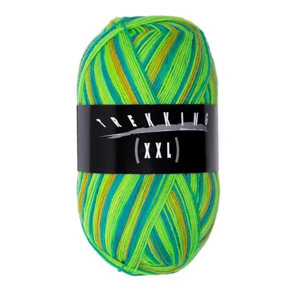 Sockenwolle Trekking Color XXL